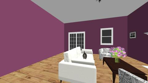 Morgans living room - Living room - by abbottallissa00