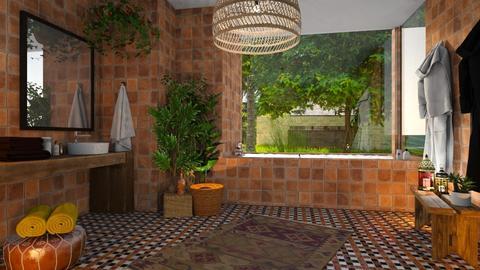 bb - Bathroom - by anjaam