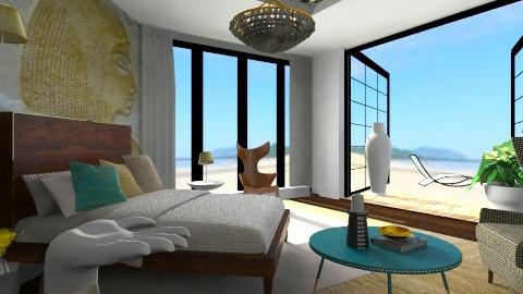 Yoo Sleep - Eclectic - Bedroom - by channing4