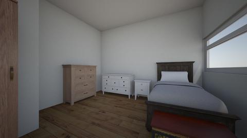 Bedroom Joy - Bedroom - by Mireille_G