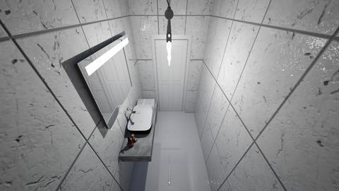 Angelika - Bathroom - by icepenguin