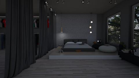 Citizen OAK - Bedroom - by Ebru Tekneci