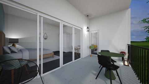 Future flat 6 - Garden - by MaluMeyer