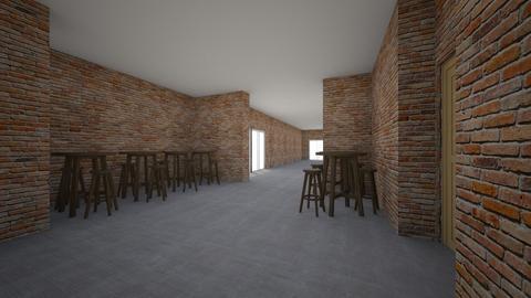 back cafe 4 - Living room - by heidikruse