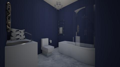 Hannahs Bathroom  - by Hannah444