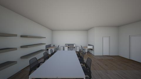 OFFICE DESIGN - Minimal - Office - by Angelplacido