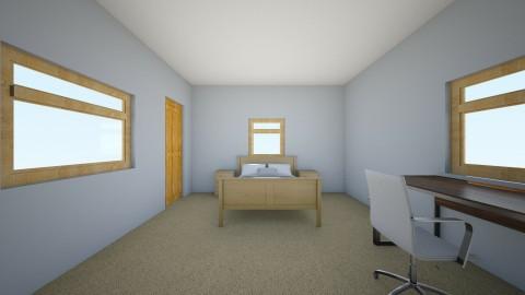 Trial Bedroom Design  - Bedroom - by kmcguire