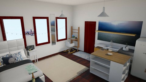 Small apartment - Eclectic - by LAS95