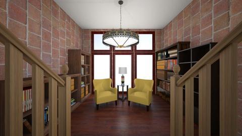reading room - by bhavya21