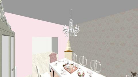 Shabby Chic Family Home - Living room - by ellyj1415