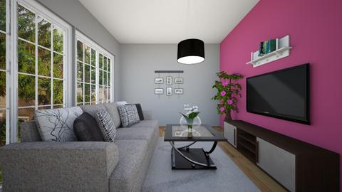 family room - Living room - by sonakshirawat175