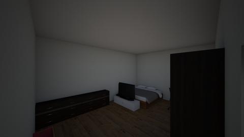 moja soba - Modern - Bedroom - by aljaz112
