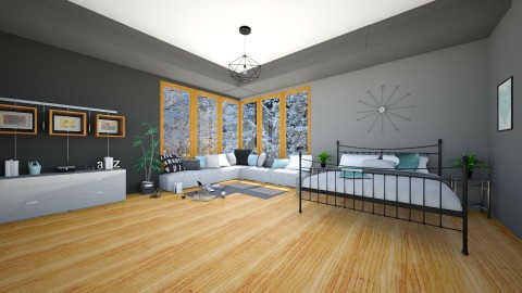 Design 8 Bedroom - Classic - Bedroom - by ExpressYourself