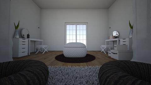 2 Twins Room  - Kids room - by BFactor
