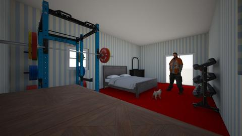 Bani Miranda FINAL - Bedroom - by McClintock