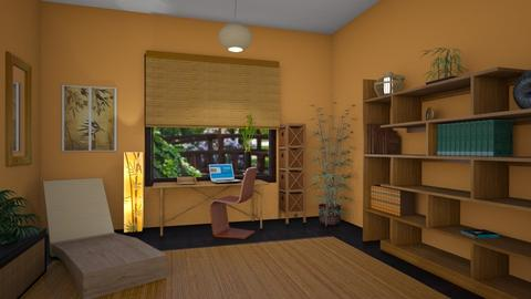 Bamboo - Office - by kla