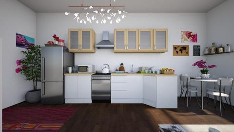 Tiny apartment 2 - Kitchen - by Ritix