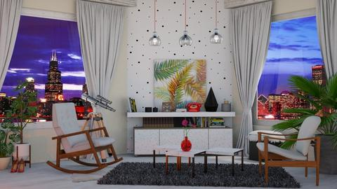 IP Terrazzo - Living room - by snjeskasmjeska
