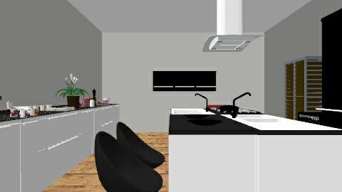 Mini apartamento - by JUNO23