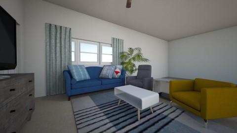 Living Room - Living room - by gabbygirl202