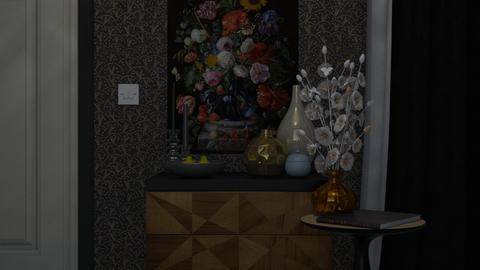 Little corner - Classic - Living room - by HenkRetro1960