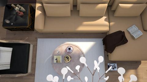 ARTISAN FLOORING template - Living room - by Jade Autumn