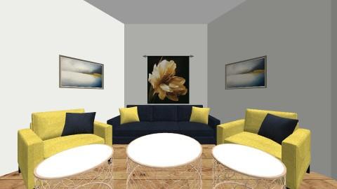 house 1 living room - Living room - by HewoUnicorn