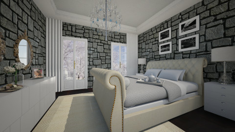 My dream Bedroom  - Classic - by Aleia Wade