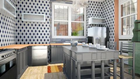 Vintage kitchen - Vintage - Kitchen - by mrrhoads23