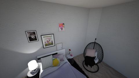Mirre_ - Bedroom - by Mirre_