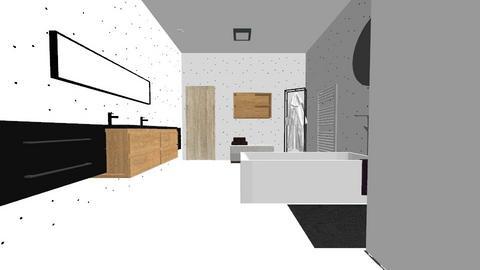 Sheer Indulgence Bathroom - by Brochea