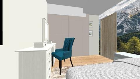 Dormitor C Colcea - Bedroom - by Flori Santa