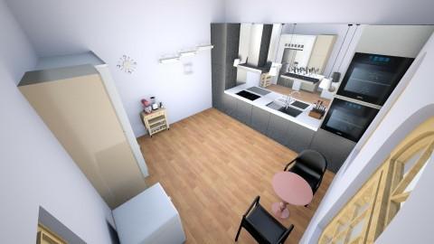 new home - Rustic - Living room - by volkan kurnaz