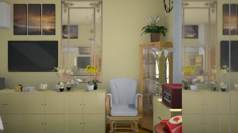 aghosszabantukorszek - Bedroom - by zsina