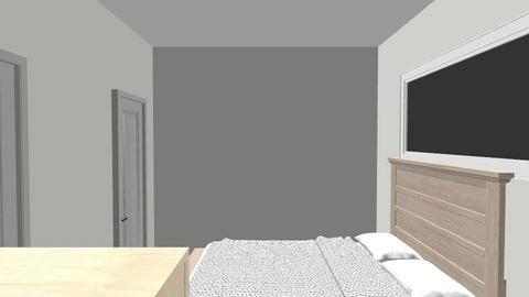 Master - Bedroom - by sphanlung
