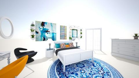 My Dream Room - Feminine - Bedroom - by mblilie