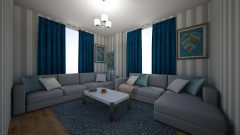 abdulla - Living room - by jollanian
