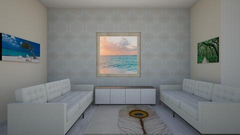 IP Terrazzo - Living room - by Benny Berman