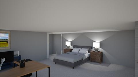 3rd Bed - by nancysmenard