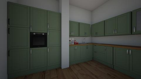 our new kitchen - Classic - Kitchen - by Louxx19