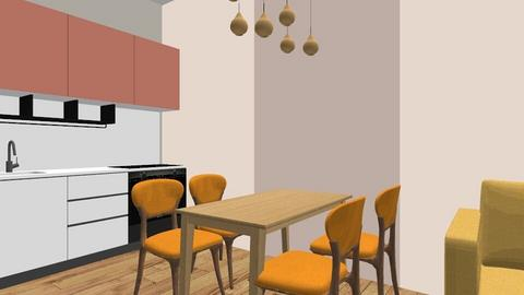 krasota - Living room - by paku03