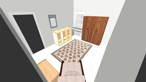 3rd bedroom - by anisfaudzi