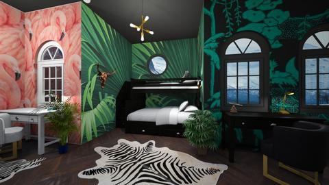 bunkbed - Bedroom - by Soleys