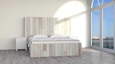 beachy - Bedroom - by anjaam