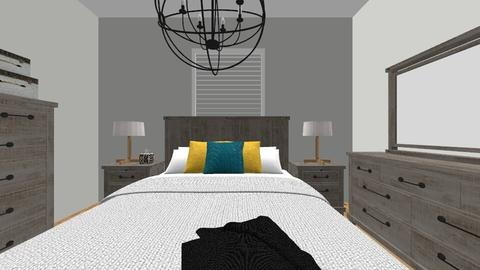Guest Room Large - Rustic - Bedroom - by jaiden2006