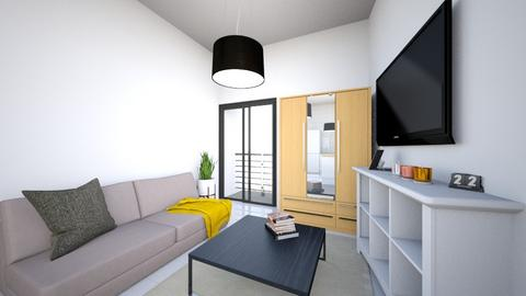 39sqm living - Living room - by beelive