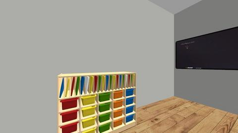 class  9 - Modern - Office - by daisymaeparkinson