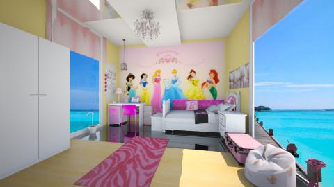 My sweetie - Modern - Kids room - by Nina26