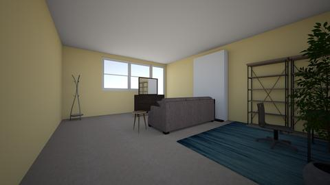 design 2 - Living room - by cosmicflame