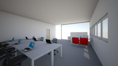 New Office layout - Office - by moore_mat